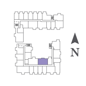 Floor Map Overview Plan