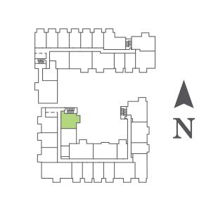 Floor Map Overview Plan